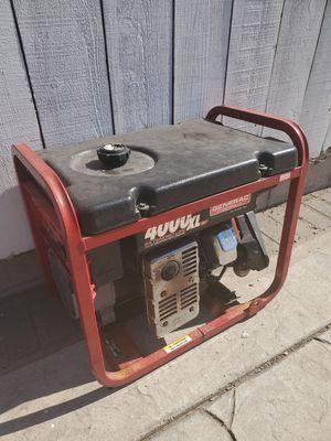 Generator for Sale in Escondido, CA