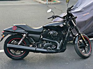500 cc Hardly Davidson with clean title for Sale in East Orange, NJ