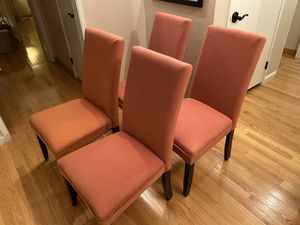 Free dining chairs for Sale in Santa Clara, CA