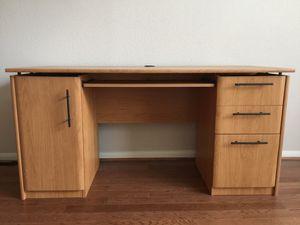 Office Desk Wood for Sale in Houston, TX
