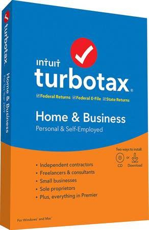 TurboTax Home & Business 2019 for Sale in Covina, CA