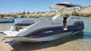 1994 Advantage 22FT Party Cat Deck Boat for Sale in Upland, CA