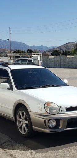 2003 Subaru Impreza Wagon for Sale in Lancaster,  CA
