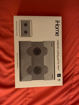 Ihome notebook cooling pad for Mac for Sale in Lancaster, PA