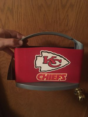 KC Chiefs Sports Six Cooler for Sale in Wichita, KS