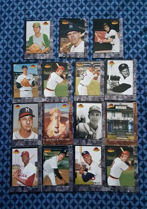 15 Topps American Pie Baseball Cards for Sale in Compton, CA