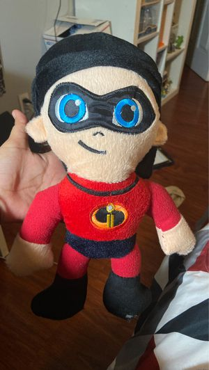 The Incredibles Violet plush toy for Sale in Diamond Bar, CA