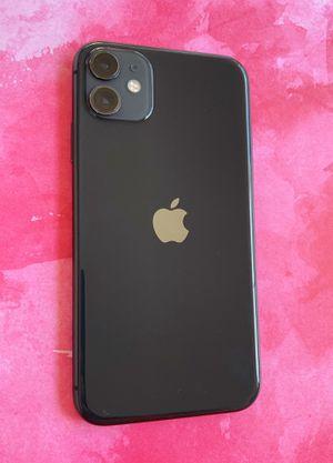 iPhone 11 Unlocked 64gb Black for Sale in Denton, TX