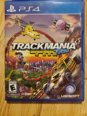 PS4 Trackmania for Sale in Dublin, OH