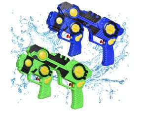 Water Blaster for Kids, 2-in-1 Water Soaker Blaster Fight Toys, Outdoor Toys Water Game for Kids, Swimming Pool Party Favors for Sale in Irvine, CA