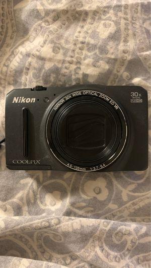Nikon COOLPIX S9700 for Sale in Bellevue, WA