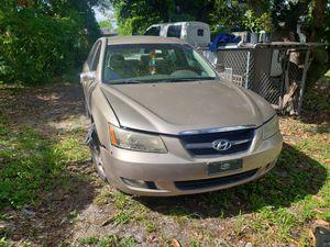 Hyundai sonata parts or whole car for Sale in Miami, FL