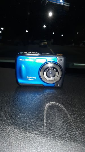 Bell howell splash digital camera (WP10) for Sale in Savannah, GA