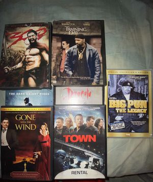 Big Pun The Legacy Collectors Edition + More Movies for Sale in Queens, NY