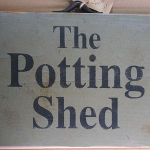 The Potting Shed Signs Decor Different Sizes for Sale in Chesapeake, VA