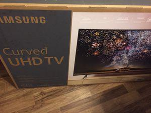 Samsung 55 inch Curved Tv for Sale in Stockbridge, GA