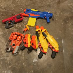 8 Nerf Guns for Sale in Washougal,  WA