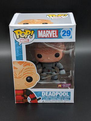 Deadpool Grey Suit PX Funko Pop 29 for Sale in San Jose, CA