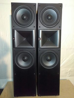JBL tower loudspeakers HLS820 for Sale in Montclair, CA
