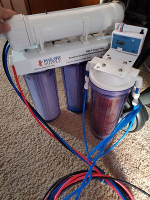 Reverse osmosis system for Sale in Riverside, CA