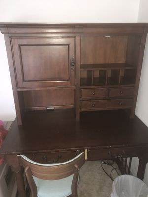 Wooden desk for Sale in Boston, MA