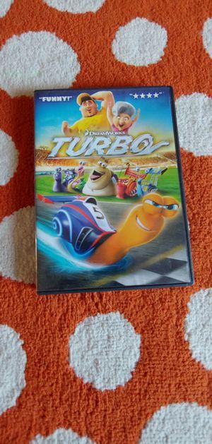 Turbo dvd for Sale in Naperville, IL