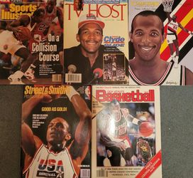 Old Basketball Magazine for Sale in Vancouver,  WA