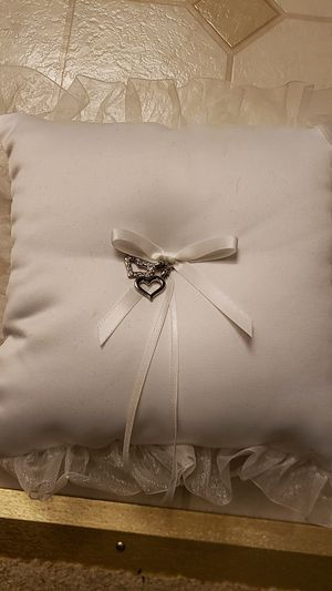 Ring bearer pillow for Sale in Columbus, OH