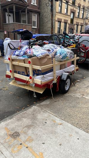 Utility trailer for Sale in NEW PRT RCHY, FL
