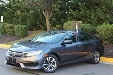 2016 Honda Civic for Sale in Manassas,  VA