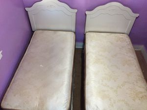 TWO TWIN BEDS NEW for Sale in Dearborn, MI