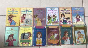 Junie B Jones & First grader book collection! ><) for Sale in Kissimmee, FL