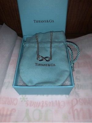 Tiffany Infinity Necklace for Sale in Mars, PA