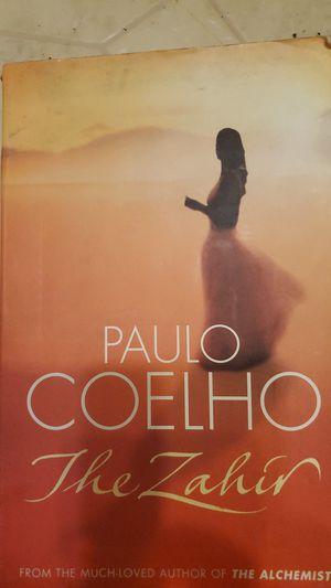 The Zahir by Paulo Coelho for Sale in Lynchburg, VA