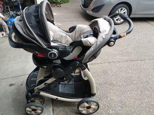 Graco travel system- car seat+stroller-$45 OBO for Sale in Portland, OR