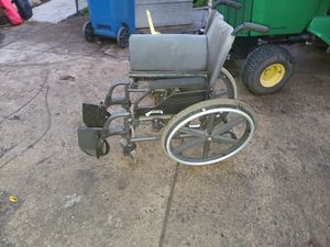 I have a wheelchair for sale for Sale in Elmhurst, IL
