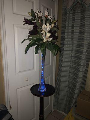 Tall flower arrangement in Eiffel Vases for Sale in Kissimmee, FL