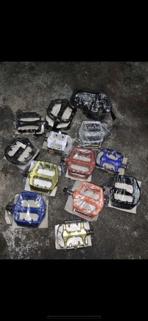 (Brand New pedals Different colors) ($10Each) for Sale in Los Angeles, CA