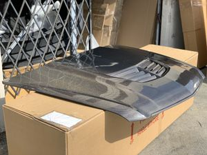 2009-2014 Cadillac CTS-V - Carbon Creations Stingray Style Carbon Hood - Part# 113154 for Sale in City of Industry, CA