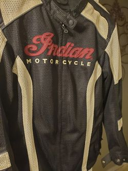 Women Indian Motorcycle jacket for Sale in Lithonia,  GA