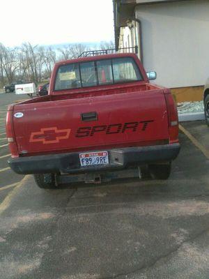 Chevy truck 1500. 1992 short beb for Sale in Ogden, UT