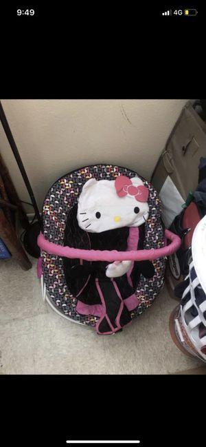 Hello kitty bouncer for Sale in Glendale, AZ