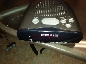 Digital Alarm Clock-- FREE! for Sale in Charlotte, NC