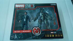 Iron man marvel legends studios for Sale in Pasadena, TX