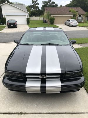 ***Clean 96 Chevy Impala SS***** for Sale in Ruskin, FL