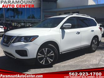2017 Nissan Pathfinder for Sale in Downey,  CA