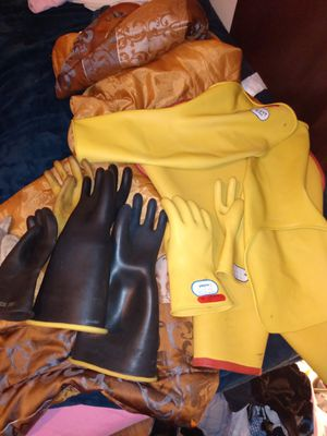 Electrical gloves for Sale in Washington, DC
