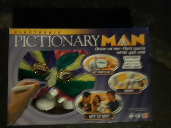 Dictionary board game
