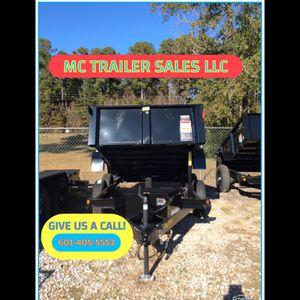 Big Tex 70SR Dump Trailer for Sale in Brandon, MS