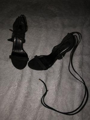 Charlotte Russe Black Heels for Sale in Bakersfield, CA